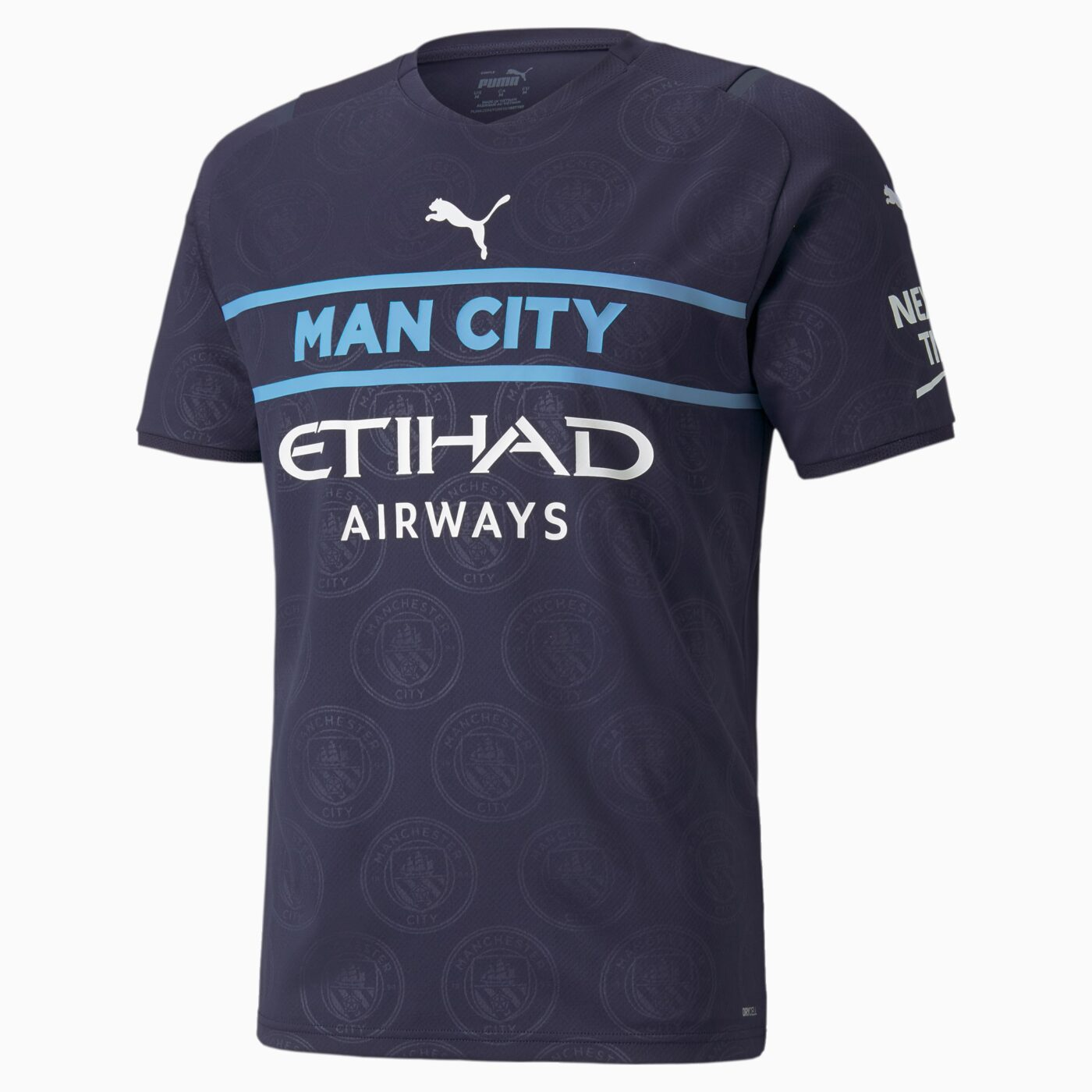 Maillot Manchester City 2021-2022 third PUMA