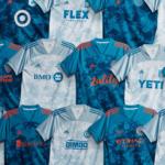 En MLS, tous les clubs vont jouer avec un maillot Primeblue en matière recyclée