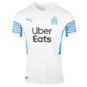 Maillot Domicile du Olympique de Marseille