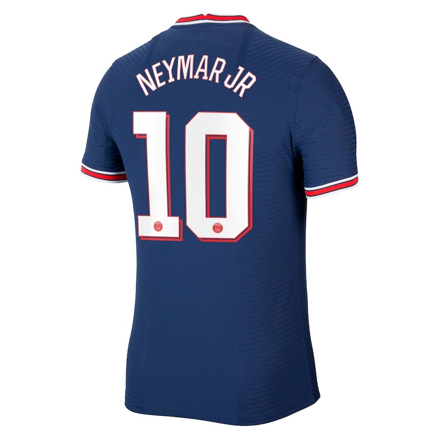 Flocage Neymar Champions League maillot PSG 2021-2022