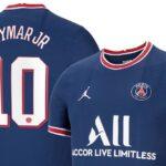 Le PSG portera un flocage inédit sur son maillot en Champions League