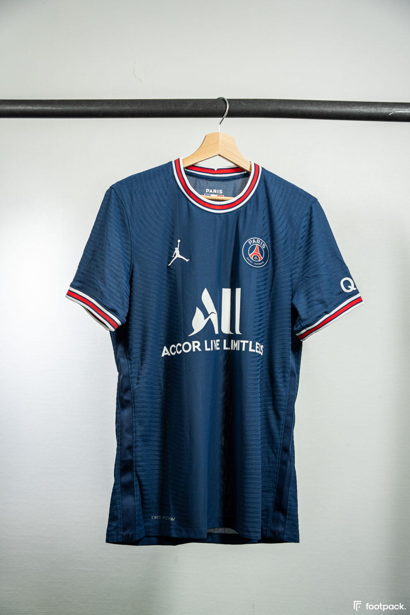 Maillot PSG 2021-2022 domicile