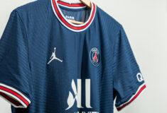 Image de l'article Le maillot du PSG 2021-2022 sera un maillot Jordan !