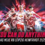 Les maillots du RB Leipzig 2021-2022 officialisés par Nike