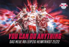 Image de l'article Les maillots du RB Leipzig 2021-2022 officialisés par Nike