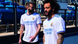 Image de l'article Les maillots du Real Madrid 2021-2022 présentés par adidas