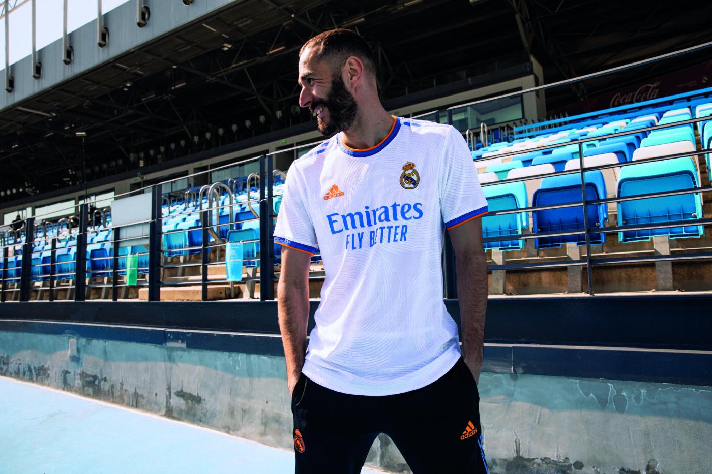 Maillot Real Madrid 2021-2022 adidas
