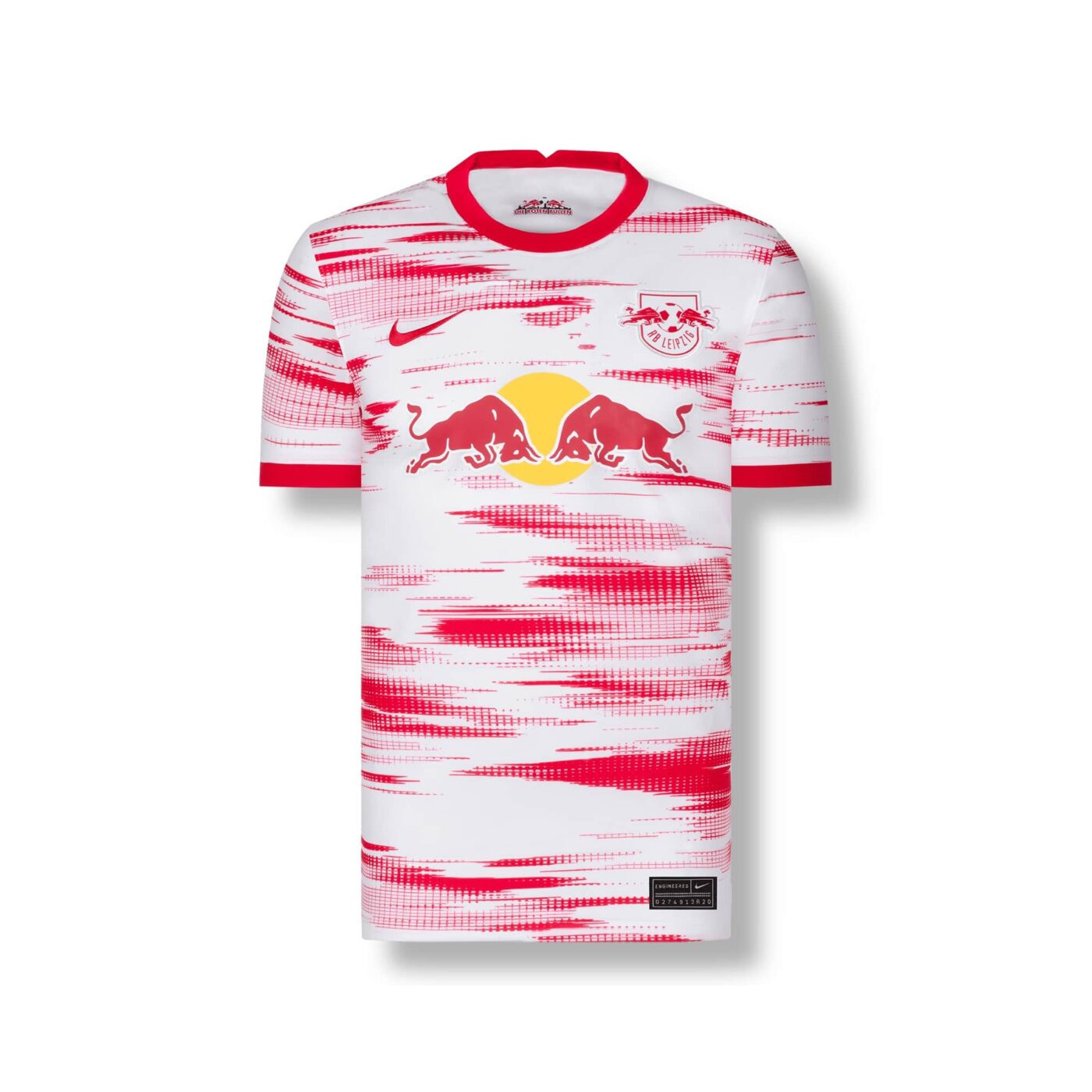 Maillot RB Leipzig 2021-2022 Nike