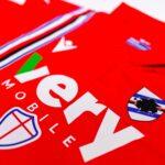 La Sampdoria dévoile ses maillots 2021-2022 avec Macron