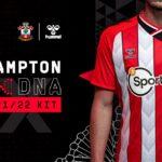 Les maillots 2021-2022 de Southampton présentés par hummel