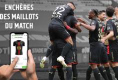 Image de l'article Les maillots de Rennes-PSG mis aux enchères !