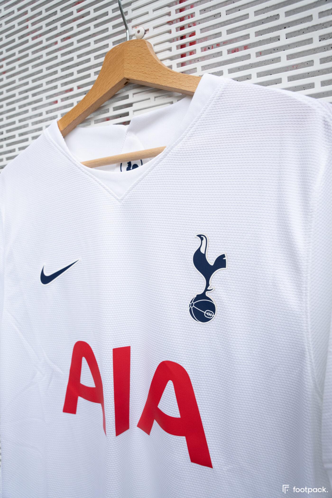 Maillot Tottenham 2021-2022 domicile - footpack