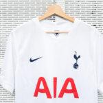Les maillots de Tottenham 2021-2022 dévoilés par Nike