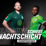 Les maillots de Wolfsbourg 2021-2022 révélés par Nike