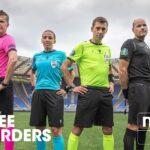 Les maillots des arbitres de l'Euro 2020 présentés par Macron