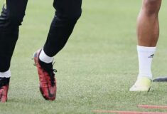 Image de l'article Mason Greenwood confirme l'arrivée d'une Nike Phantom GT en collaboration avec Skepta