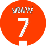 Les équipements de Kylian Mbappé