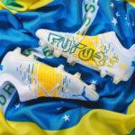 De nouveaux crampons pour Neymar, inspirés du Brésil!