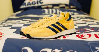 Image de l'article adidas et Arsenal dévoilent une sneakers TRX Trainer en édition limitée