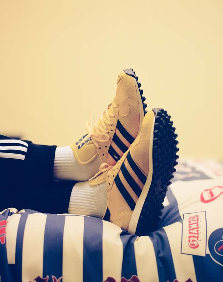 chaussures adidas trx trainer arsenal fa cup 1971