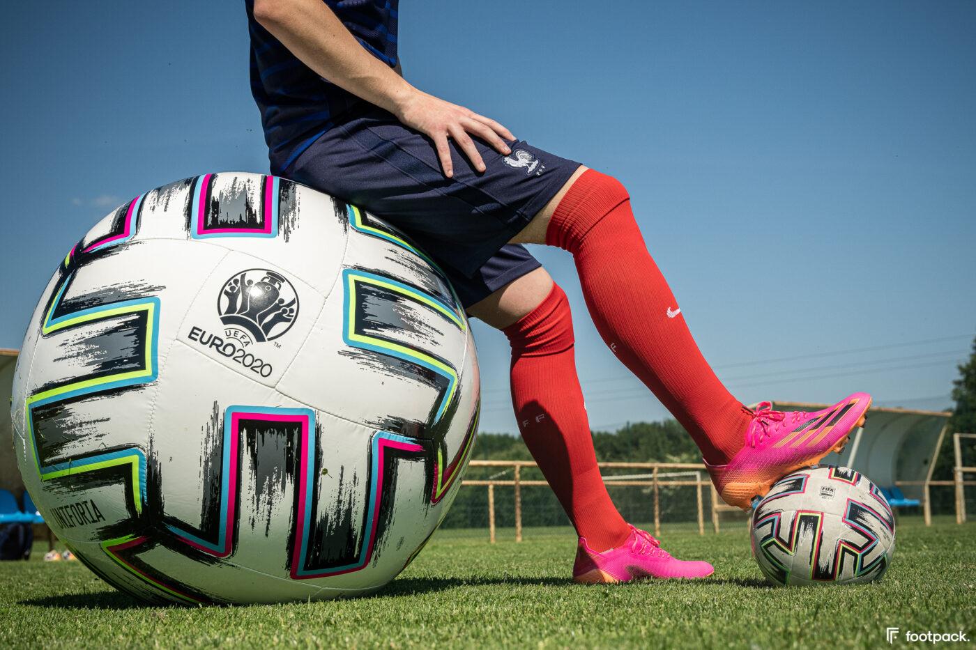 Ballon adidas Jumbo Euro 2020