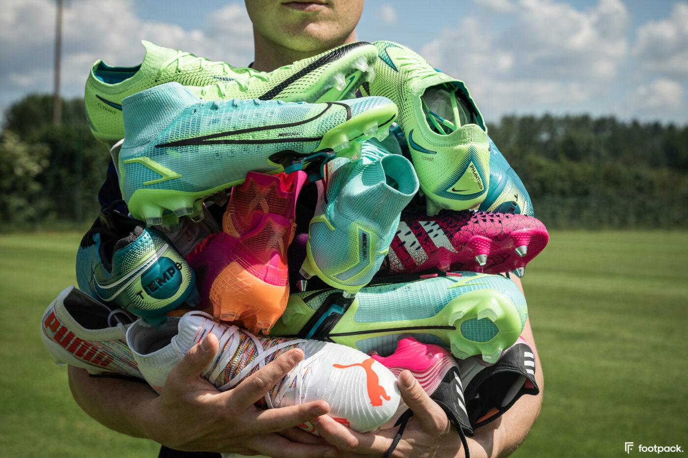 Chaussures de foot Euro 2020 footpack