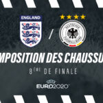 La composition de Angleterre – Allemagne en crampons – Euro 2020