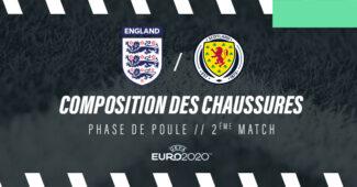 Image de l'article La composition de Angleterre – Écosse en crampons – Euro 2020