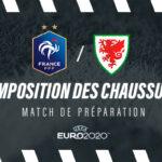 La composition de France – Pays de Galles en crampons