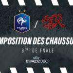 La composition de France – Suisse en crampons – Euro 2020