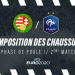 La composition de Hongrie – France en crampons – Euro 2020