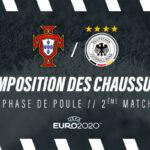La composition de Portugal – Allemagne en crampons – Euro 2020