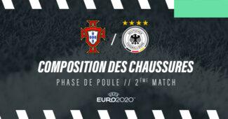Image de l'article La composition de Portugal – Allemagne en crampons – Euro 2020