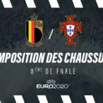 La composition de Belgique – Portugal en crampons – Euro 2020