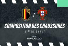 Image de l'article La composition de Belgique – Portugal en crampons – Euro 2020