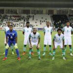 Aux Comores, les A jouent en Macron et les U20 en Joma!