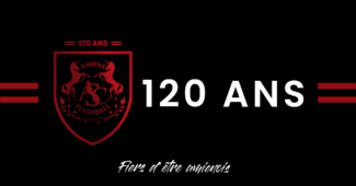 Image de l'article Un nouveau logo pour les 120 ans du club d'Amiens