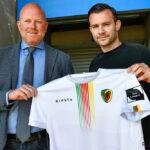 Un nouveau logo co-crée avec Kipsta pour le KV Ostende