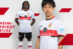 Image de l'article Les maillots du VfB Stuttgart 2021-2022 officialisés par Jako