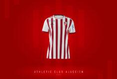 Image de l'article Les maillots de l'AC Ajaccio 2021-2022 dévoilés par le club