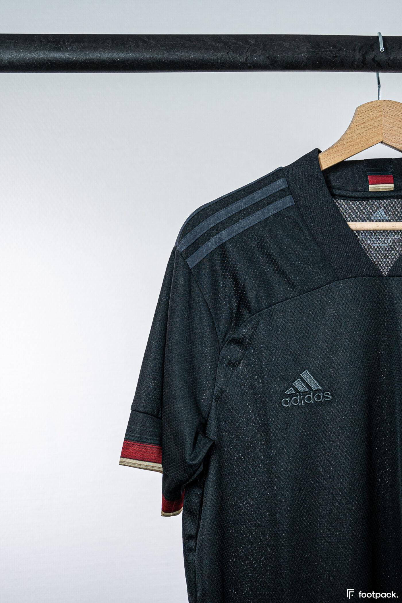 Maillot Allemagne noir EURO 2020