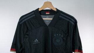 Image de l'article L'Allemagne avec son maillot noir contre la Hongrie !