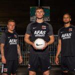 Les maillots de l'AZ Alkmaar 2021-2022 présentés par Nike
