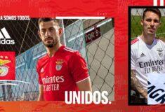 Image de l'article Les maillots du Benfica Lisbonne 2021-2022 révélés par adidas