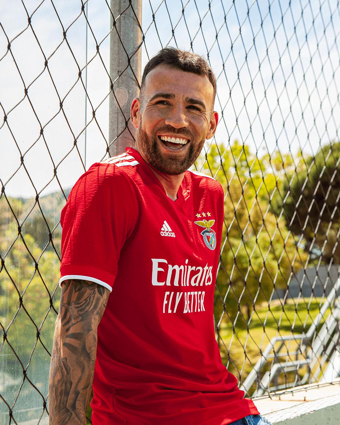 Maillot Benfica Lisbonne 2021-2022 adidas