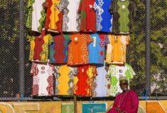 Image de l'article Maison Château Rouge imagine des maillots pour la CAN du 18ème