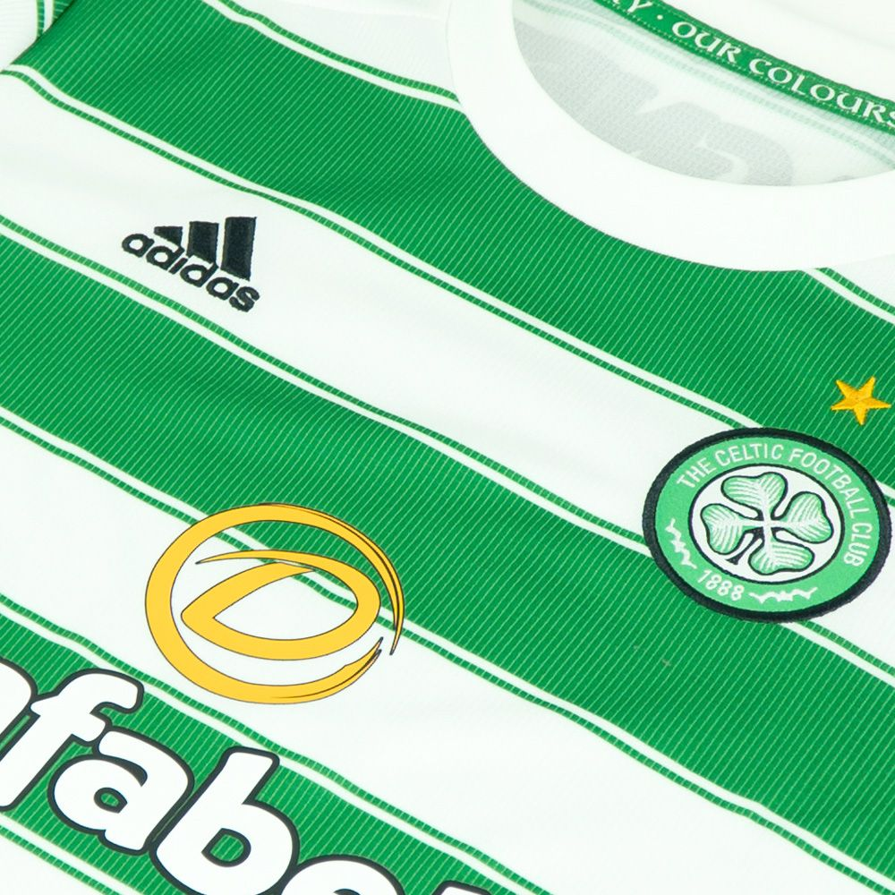 Maillot Celtic 2021-2022 domicile