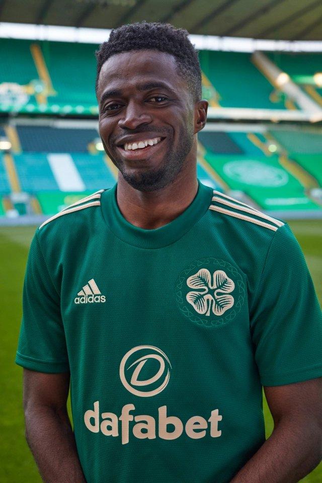 Maillot Celtic 2021-2022 extérieur