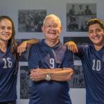 Pour son centenaire, le Costa Rica dévoile un maillot spécial