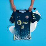 Club America dévoile ses maillots 2021-2022 avec Nike